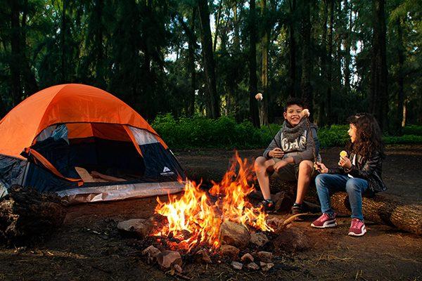 campamentos